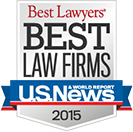 Best Law Firms 2015 Logo